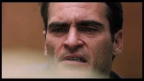 "Joaquin Phoenix in Paul Thomas Anderson's ""The Master."" Courtesy of Al Rose Promotions."