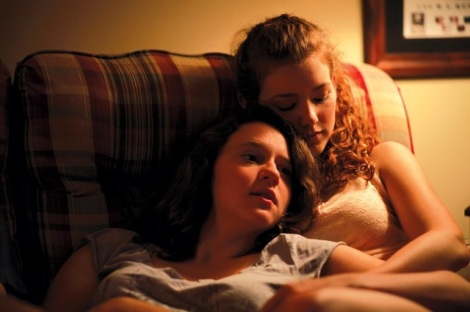 "Allison Torem and Molly Kunz star in Stephen Cone's ""The Wise Kids."" Courtesy of Stephen Cone."
