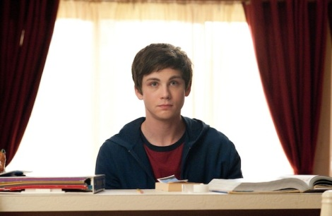 "Logan Lerman stars in Stephen Chbosky's ""The Perks of Being a Wallflower."" Courtesy of John Bramley/Summit Entertainment, LLC."