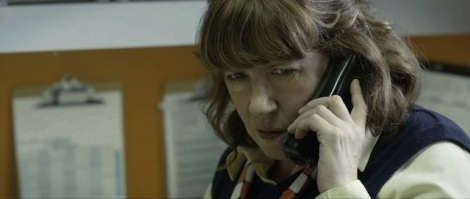 Ann Dowd stars in Craig Zobel's Compliance. Courtesy of Magnolia Pictures.