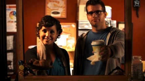 Erica Unger and Seth Unger star in Jack C. Newell's Close Quarters. Courtesy of Nefarious Productions.