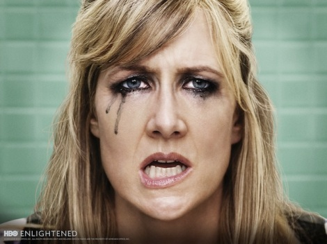 "Laura Dern stars in HBO's ""Enlightened."" Courtesy of HBO."