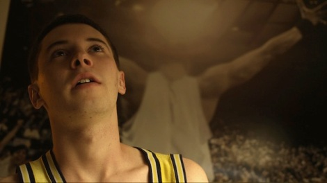 Tyler Ross stars in David Andalman's Milkshake. Courtesy of Sundance Film Festival.