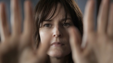 Rosemarie DeWitt stars in Lynn Shelton's Touchy Feely. Courtesy of Sundance Film Festival.