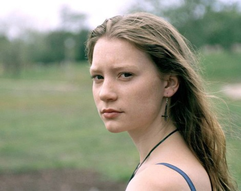 Mia Wasikowska. Courtesy of Max Doyle/Headpress.