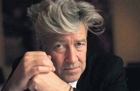 David Lynch. Courtesy of Leveled Mag.