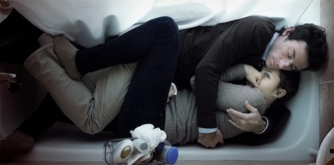 "Shane Carruth and Amy Seimetz star in Carruth's ""Upstream Color."" Courtesy of erpb."