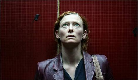 "Tilda Swinton stars in Erick Zonca's ""Julia."" Courtesy of Magnolia Pictures."