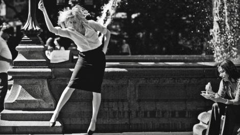 "Greta Gerwig stars in Noah Baumbach's ""Frances Ha."" Courtesy of Pine District, LLC."