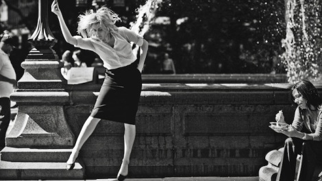 "Greta Gerwig stars in Noah Baumbach's ""Frances Ha."" Courtesy of Pine District, LLC."