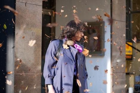 Melvil Poupaud stars in Xavier Dolan's Laurence Anyways. Courtesy of Shayne Laverdière/Breaking Glass Pictures.