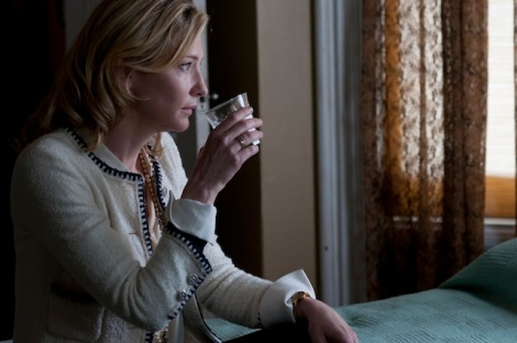 "Cate Blanchett stars in Woody Allen's ""Blue Jasmine."" Photo by Merrick Morton/Gravier Productions. Courtesy of Sony Pictures Classics."