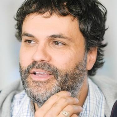 Director Eduardo Sánchez.