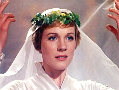 """Julie Andrews stars in Robert Wise's """"The Sound of Music."""" Courtesy of Twentieth Century Fox Home Entertainment."""