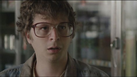 "Michael Cera stars in Janicza Bravo's ""Gregory Go Boom."" Courtesy of JASH."