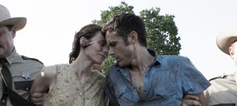 "Rooney Mara and Casey Affleck star in David Lowery's ""Ain't Them Bodies Saints."" Courtesy of IFC Films."