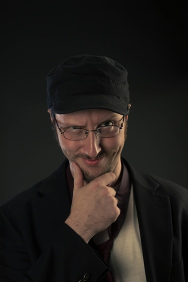 Doug Walker attends Con Bravo. Courtesy of Channel Awesome.