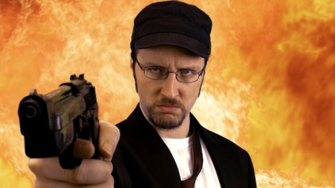 Doug Walker returns as The Nostalgia Critic. Courtesy of Channel Awesome.