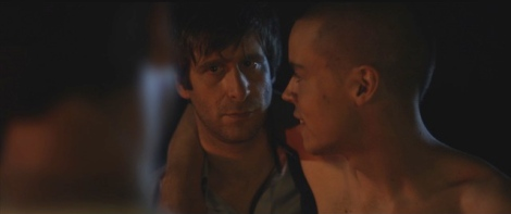 "Lawrence Michael Levine stars in Damon Maulucci and Keir Politz's ""Detonator."" Courtesy of Mortar Films."