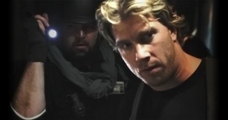 "Michael Schmid and Lucas Thompson star in Darren Orange's ""InSpectres."" Courtesy of Reactor 88 Studios."