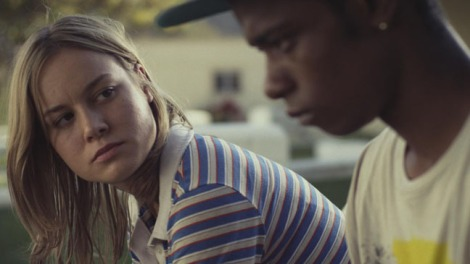 "Brie Larson and Keith Stanfield star in Destin Cretton's ""Short Term 12."" Courtesy of Cinedigm."