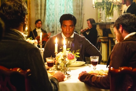 "Chiwetel Ejiofor stars in Steve McQueen's ""12 Years a Slave."" Courtesy of CIFF."