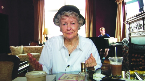 """Elaine Stritch: Shoot Me."" Courtesy of CIFF."