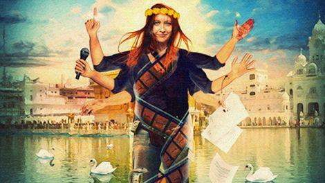 """Jennifer Lynch in Penny Vozniak's """"Despite the Gods."""" Courtesy of Vimeo."""