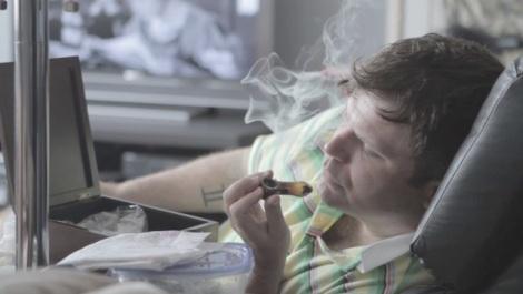 "Danny Rhodes stars in Nathan Adloff's ""Angel Dust."" Courtesy of Nathan Adloff."