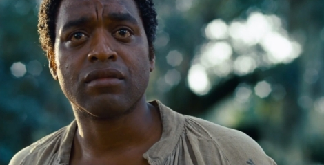 "Chiwetel Ejiofor stars in Steve McQueen's ""12 Years a Slave."" Courtesy of Fox Searchlight Pictures."