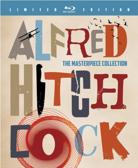 """Alfred Hitchcock: The Masterpiece Collection."" Courtesy of Universal Studios."