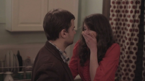 "Stephen Cone and Allison Torem star in Ignatiy Vishnevetsky's ""Ellie Lumme."" Courtesy of Vishnevetsky."