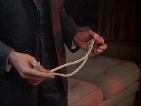 "Alfred Hitchcock's ""Rope."" Courtesy of Universal Studios."
