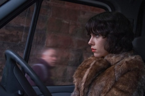 "Scarlett Johansson stars in Jonathan Glazer's ""Under the Skin."" Courtesy of A24."