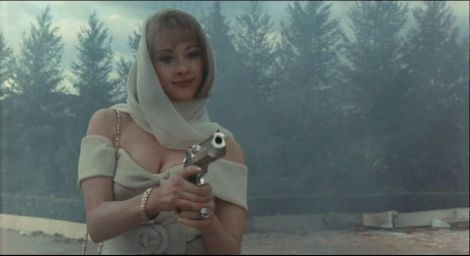 "Joan Cusack in Barry Sonnenfeld's ""Addams Family Values."" Courtesy of Paramount Pictures."