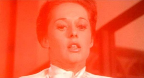 "Tippi Hedren in Alfred Hitchcock's ""Marnie."" Courtesy of Universal Pictures."