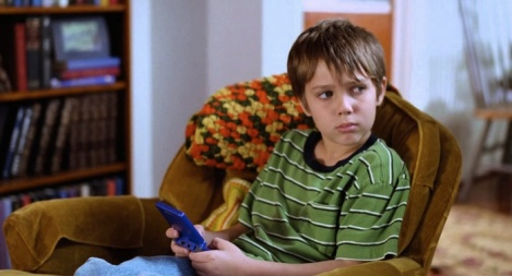"Ellar Coltrane in Richard Linklater's ""Boyhood."" Courtesy of IFC Films."