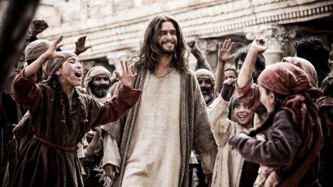 "Diogo Morgado in Christopher Spencer's ""Son of God."" Courtesy of Twentieth Century Fox."