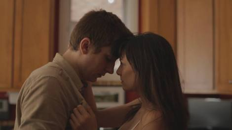 "Stephen Cefalu and Nikki Pierce in Stephen Cone's ""This Afternoon."" Courtesy of CIFF."
