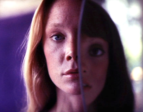 "Sissy Spacek and Shelley Duvall in Robert Altman's ""3 Women."" Courtesy of The Criterion Collection."
