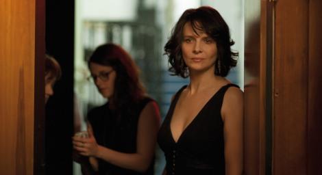 """Kristen Stewart and Juliette Binoche in Olivier Assayas's """"Clouds of Sils Maria."""" Courtesy of CIFF."""