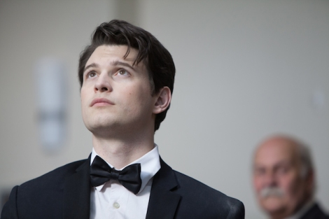 "Bryan Dechart in Casey La Scala's ""The Remaining."" Courtesy of Affirm Films."