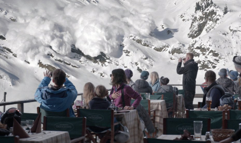 "Ruben Ösland's ""Force Majeure."" Courtesy of CIFF."