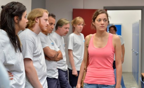 "Marion Cotillard in Jean-Pierre and Luc Dardenne's ""Two Days, One Night."" Courtesy of Sundance Selects."