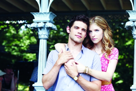 "Anna Kendrick and Jeremy Jordan in Richard LaGravenese's ""The Last 5 Years."" Courtesy of CIFF."