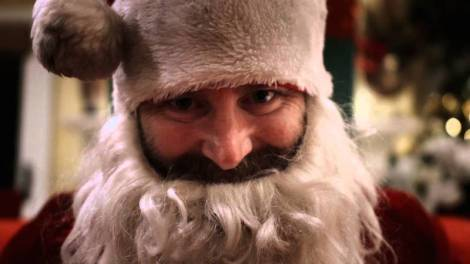 "Santa Claus in ""Kirk Cameron's Saving Christmas."" Courtesy of CamFam Studios."