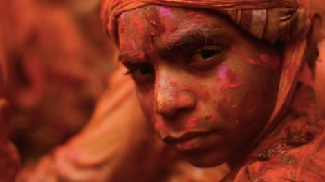 "Prashant Bhargava's ""Radhe Radhe: Rites of Holi."" Courtesy of Khushi Films."