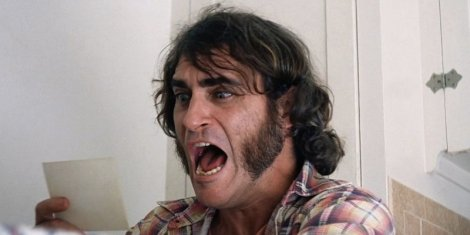 "Joaquin Phoenix in Paul Thomas Anderson's ""Inherent Vice."" Courtesy of Warner Bros."