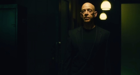 "J.K. Simmons in Damien Chazelle's ""Whiplash."" Courtesy of Sony Pictures Classics."