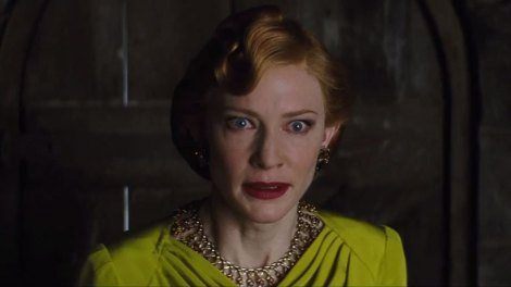 "Cate Blanchett in 2015's ""Cinderella."" Courtesy of Disney."
